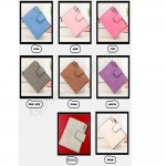 4GL Baellerry Women Wallet Short Purse Leather 138