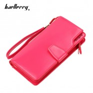 image of 4GL Baellerry Handphone Purse Long Zipper Wallet Wristlet N1503
