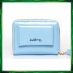 4GL Baellerry Women Short Wallets PU Leather Zipper Coin Pocket Purse P998-2