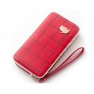 image of 4GL Pidanlu Butterfly Wallet Women Candy Color Short Wallet Purse Bag N2313
