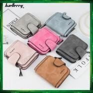 image of 4GL Baellerry Women Purse Short Zipper Wallet Wristlet N2346