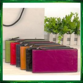 image of Baellerry A014-3 Fashion Korean Wallet Women Long Wallets Card Holder Purse Bag