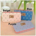 4GL JIMS HONEY Women Long Wallet Purse Clutch Bag Beg JSH