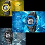 4GL CoolBoss CB-07 Men Watch Digital Watch Watches Jam Tangan