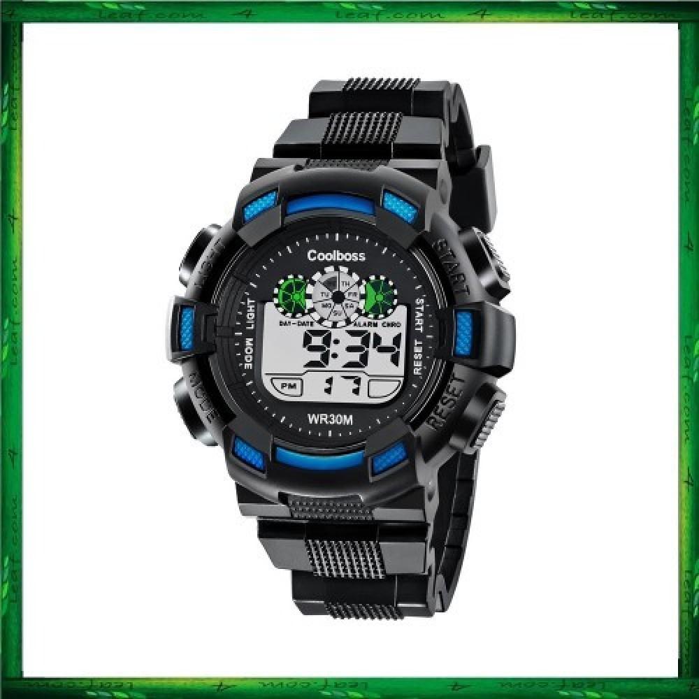 4GL CoolBoss CB-04 Men Watch Digital Watch Watches Jam Tangan