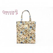 image of Queen And Cat Waterproof Extra Large Tuition Bag