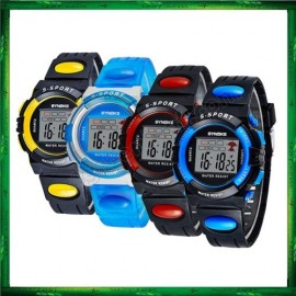 image of Synoke 932 Unisex Men Women Water Resistant Digital Sport Watch Watches