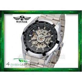 image of WM01 Original Winner Automatic Mechanical Movement Watch
