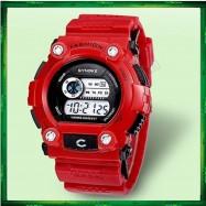 image of Synoke 001 Unisex Men Women Water Resistant Digital Sport Watch Watches