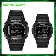 image of Sanda 329 Men LED Digital Sport Watch Jam Tangan