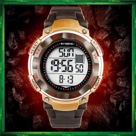 image of Synoke 6789 Unisex Men Women Water Resistant Digital Sport Watch Watches
