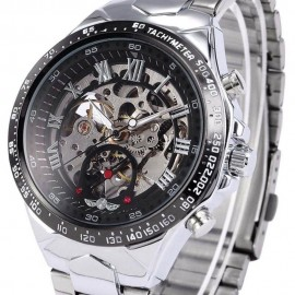 image of WM02 Winner Automatic Mechanical Movement Watch (NO BATTERY )