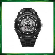image of Sanda 709 Dual Display 30M Waterproof Sport Military LED Digital Watch