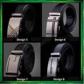 image of High Quality Original Men Leather Belt (Ready Stock)