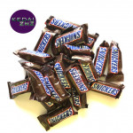 Chocolate SNICKERS Minis 1 Piece Coklat