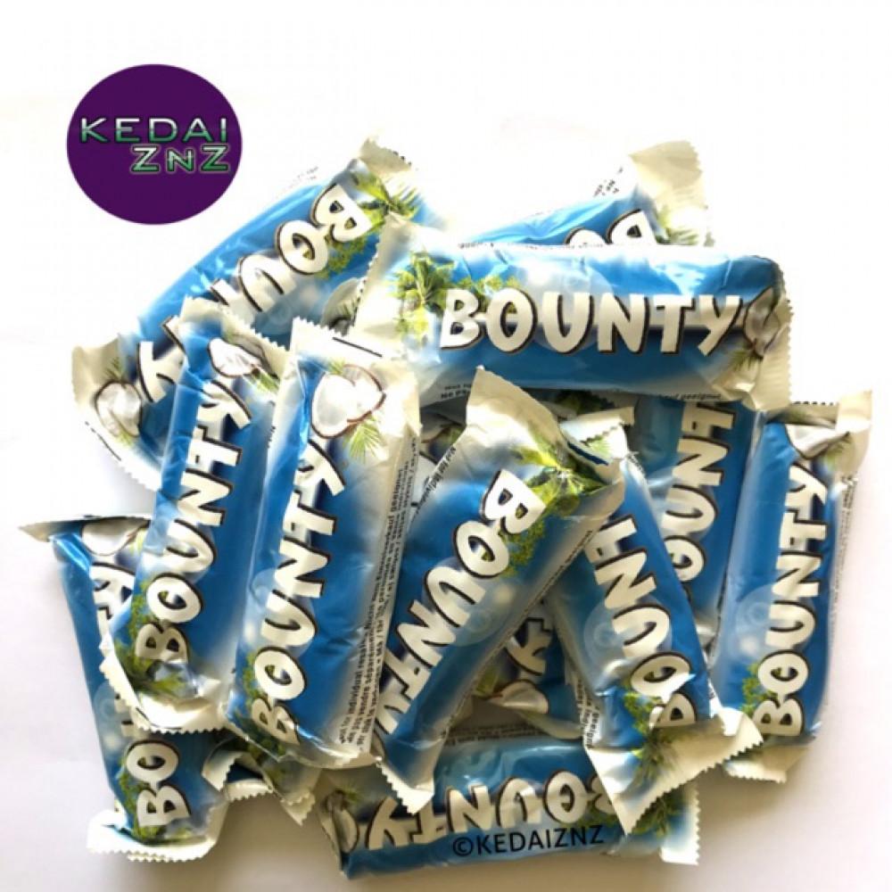 Chocolate BOUNTY Minis 1 Piece Coklat