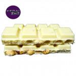 Chocolate Ritter SPORT White Whole Hazelnuts Chocolate Bar 100g Coklat