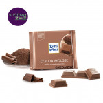 Chocolate Ritter SPORT Cocoa Mousse Chocolate Bar 100g Coklat