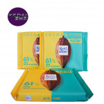 Chocolate Ritter SPORT COCOA SELECTION 61% FINE FROM NICARAGUA Chocolate Bar 100g Coklat