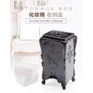 image of 化妆棉复古收纳盒