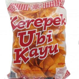 image of Spicy Kerepek Ubi Kayu Chips 600g