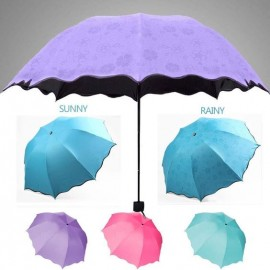 image of Magic Flower Umbrella Portable High Quality Anti-UV