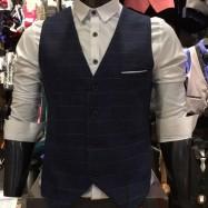 image of New Men's Vest Coat Suit Premium Quality. ASTON