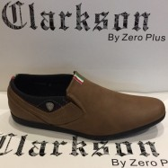 image of Men's Casual Lifestyles Shoes Brown. JEFF