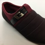 Men Shoes Maroon Red Colour Lifestyles Casual with Buckle. JEFF