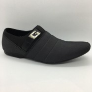 image of Men Shoes Grey Colour Lifestyles Casual with Buckle. JEFF