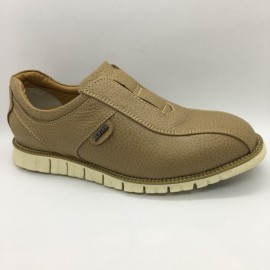 image of Men Leather Shoes Whisky Brown Colour Slip-On (Cole Haan). HUNTER