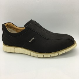 image of Men Leather Shoes Black Colour Slip-On (Cole Haan). HUNTER