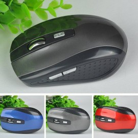 image of 2018 Wireless Mouse 2.4GHz 6D for PC/Laptop/Netbook/Notebook