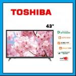 TOSHIBA 43' inch 43L5650 Smart LED TV