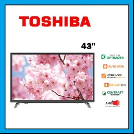 image of TOSHIBA 43' inch 43L5650 Smart LED TV