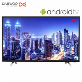 "image of Daewoo 32"" Smart Android HD LED TV L32S790VNA"