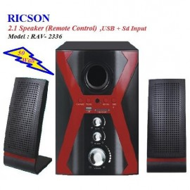 image of Ricson Speaker RAV-2336 FM,USB,SD CARD