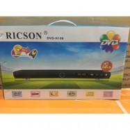 image of Ricson DVD Player DVD-N108 [support RMVB]