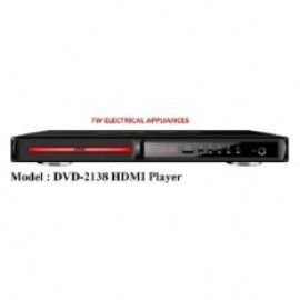 image of Ricson Dvd Player DVD-2138 [support HDMI]