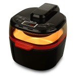 Milux Digital Turbo Air-fryer MAF-1360