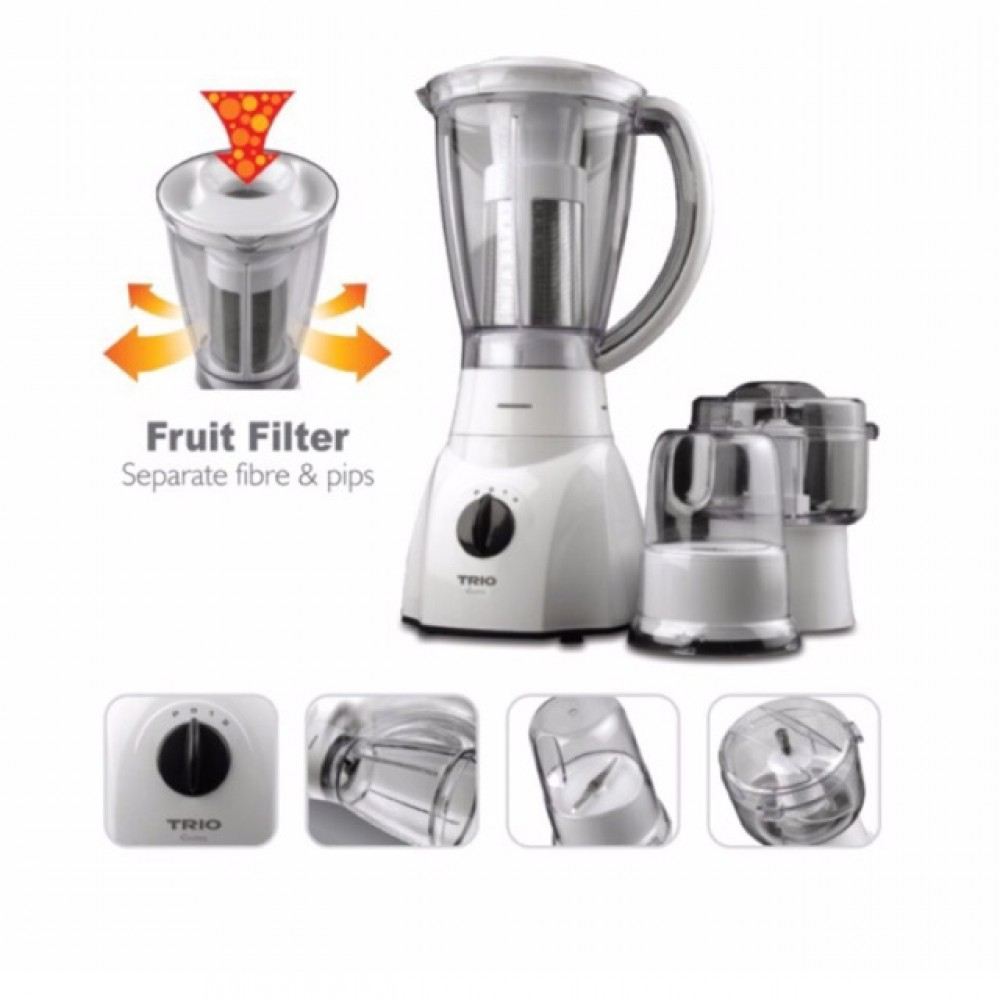 Trio 4 in 1 Blender TBS-303