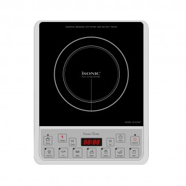 image of Isonic Induction Cooker IC-2001 [Free Stainless Steel Bowl]