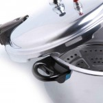 Trio Pressure Cooker 9L/26cm - TPC 2690 [Also can used for Induction Cooker]