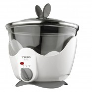 image of Trio TSC-350 Healthy Slow Cooker with Glass Bowl & Lid (3.5L)