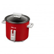 image of Milux Classy Mini Rice Cooker 0.3L MRC-703