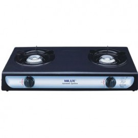 image of Milux gas cooke 2 burner YS-1010B