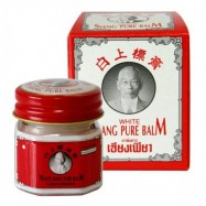 image of 上標膏SIANG PURE BALM WHITE BALM 12g