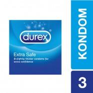 image of Durex Extra Safe (3 condoms)