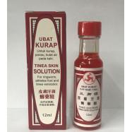image of Three Legs Brand Tinea Skin Solution 12 ml