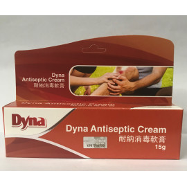 image of Dyna Antiseptic Cream 15g